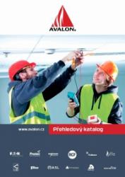 Nový přehledový katalog AVALON