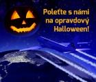 Poleťte s námi na opravdový Halloween
