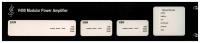 ASL FPANEL-2-100W-1-200W