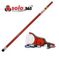 Set hlavice Solo365 s tyčí 2,5m