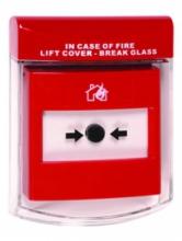 Ochranný kryt tlačítkového detektoru